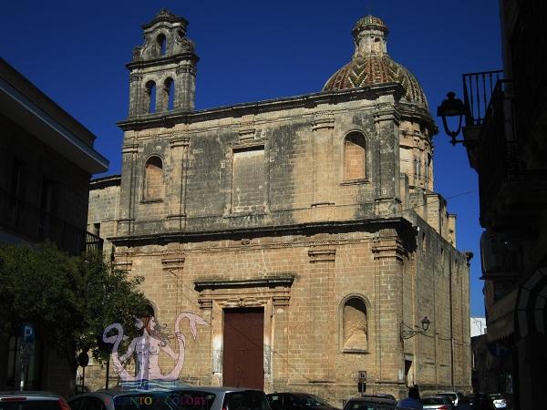 13 chiesa di san sebastiano francavilla fontana