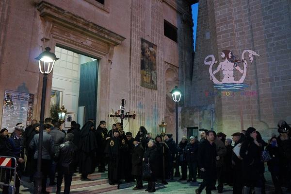 43 processione dei Misteri francavilla fontana