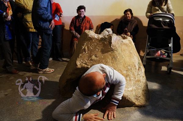 pietra forata di calimera