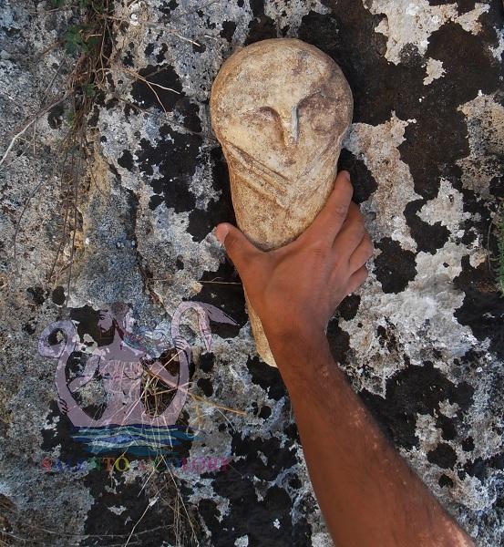 idoletto di arnesano