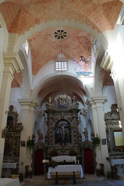 Crocifisso di Muro Leccese