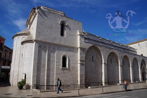 basilica Santo Sepolcro, barletta