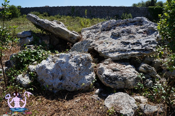 dolmen chianca