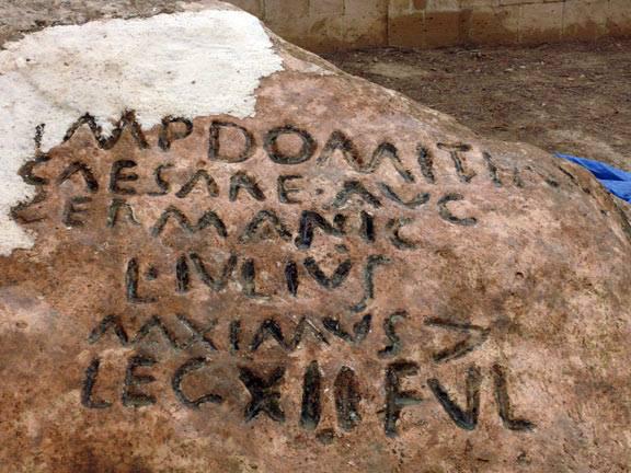 epigrafe latina sul caspio Meraviglie dal mondo