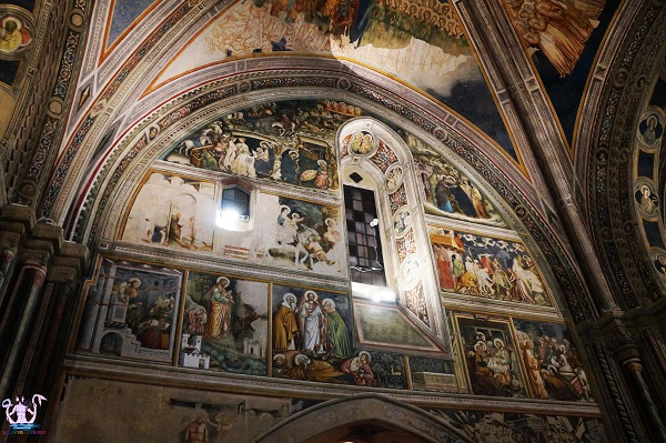 chiesa basilica santa caterina a galatina