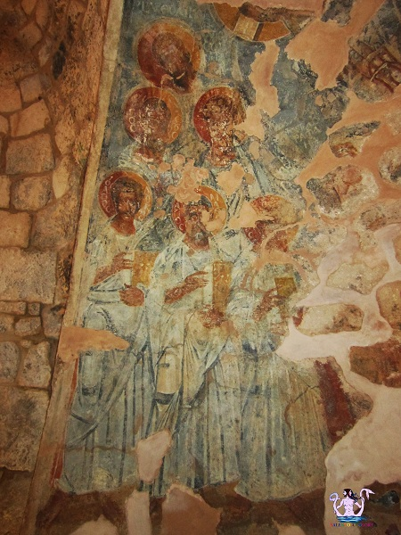 La chiesa di S.Pietro a Crepacore a Torre Santa Susanna