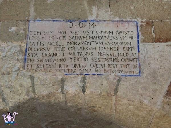 5 chiesa di san pietro mandurino a manduria