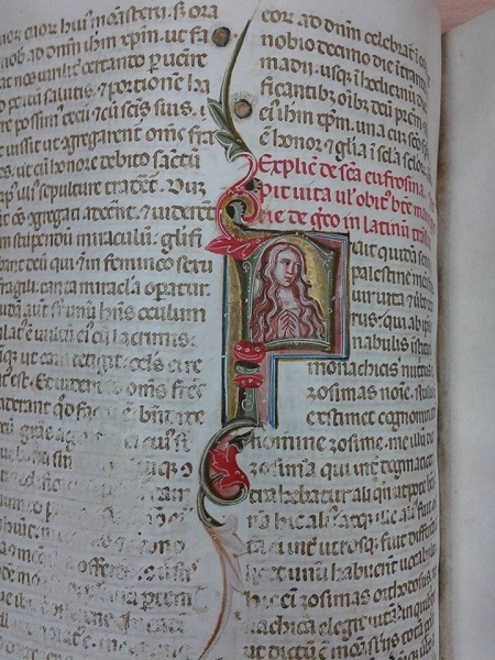 S.Maria Egiziaca-Biblioteca De Leo