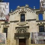 La chiesa degli Angeli, nel cuore di Lecce