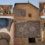 Casaranello, splendore di mosaici e affreschi
