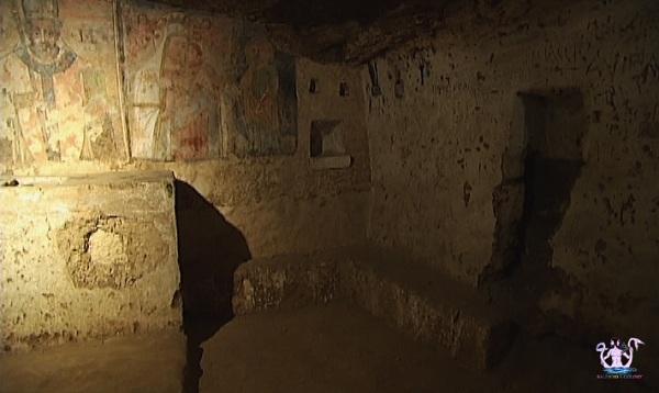 cripta di san mauro oria medievale 7