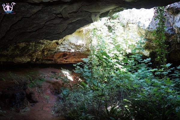 grotta grava palombara 12