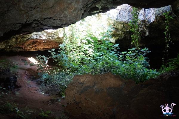 grotta grava palombara 5