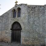 La chiesa di Santa Eufemia a Specchia