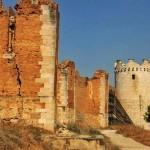 Lucera, il castello di Federico II