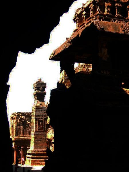13 kailash temple india