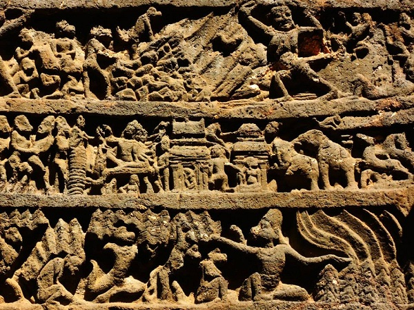 19 kailash temple india