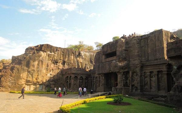20 kailash temple india