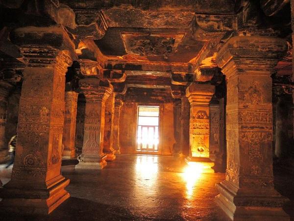 21 kailash temple india