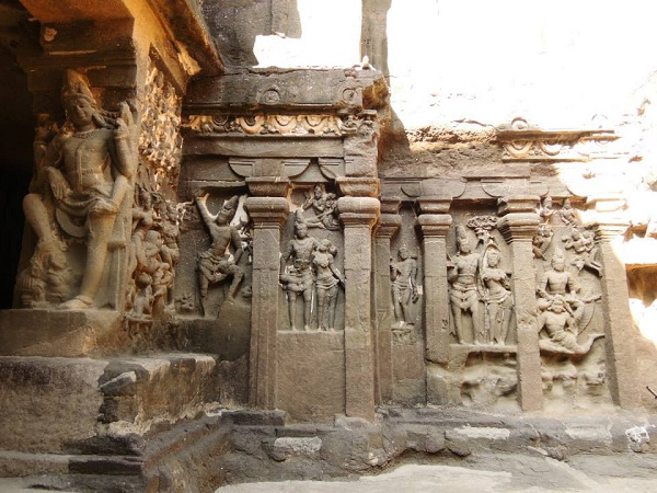 22 kailash temple india