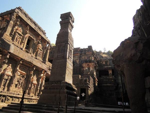26 kailash temple india