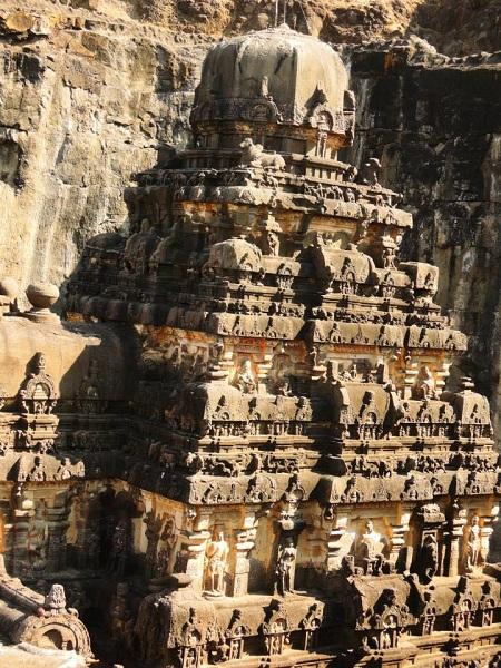 28 kailash temple india