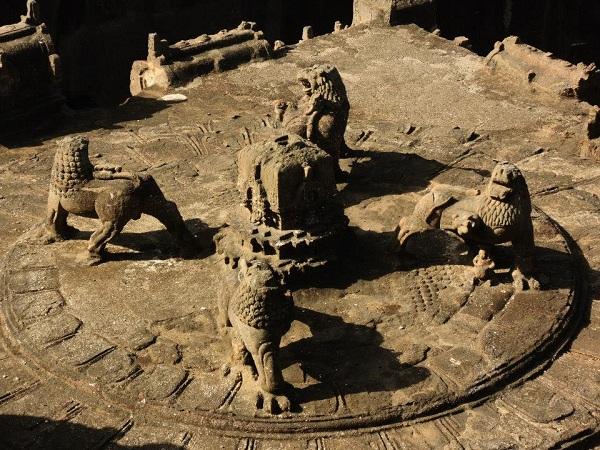 31 kailash temple india