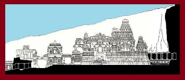 34 kailash temple india