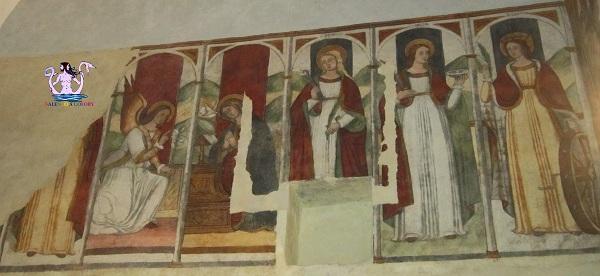 chiesa di santa chiara a copertino