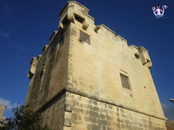 6 castello palazzo baronale di caprarica di lecce
