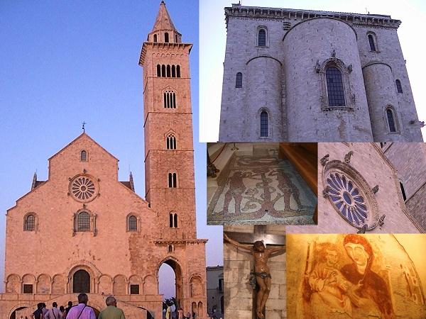 TRANI, Cattedrali di Puglia