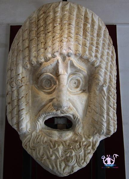 museo del teatro romano a lecce 1