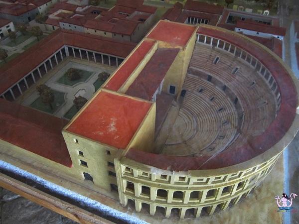 museo del teatro romano a lecce ricostruzione 5
