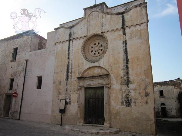 chiesa Santa Maria delle Grazie a Seclì 1