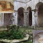 Nell'antico convento di Seclì