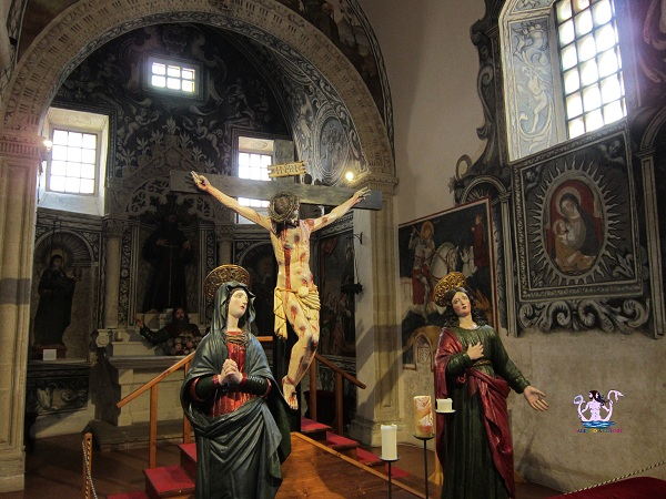 Crocifisso frate Angelo da Pietrafitta - Galatina 2