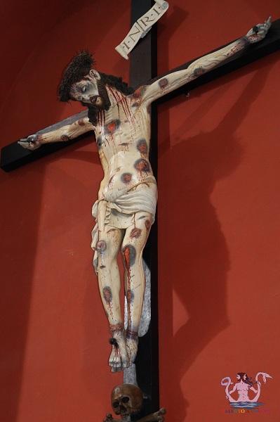 Crocifisso frate Angelo da Pietrafitta - Lequile 2