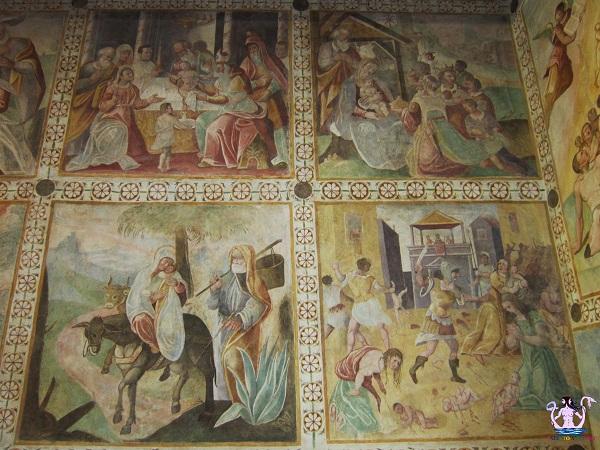 chiesa di sant'anna a specchia gallone 12