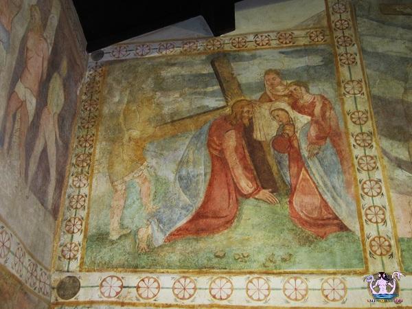 chiesa di sant'anna a specchia gallone 16