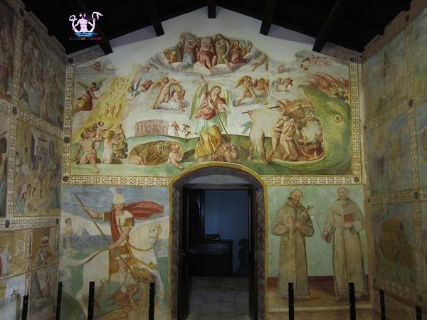 chiesa di sant'anna a specchia gallone 5