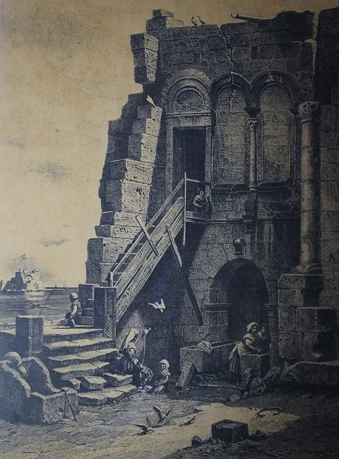 casa di Virgilio a Brindisi 2