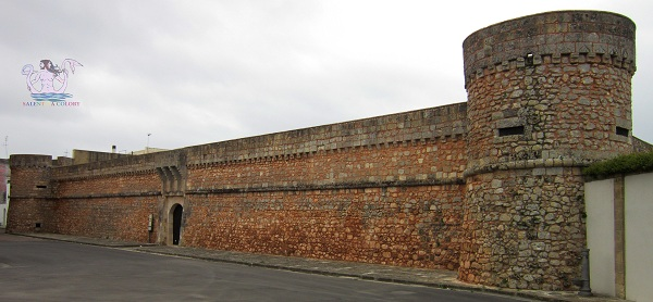 castelli di tricase caprarica 1