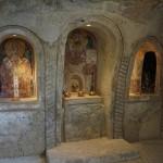 La cripta nascosta di Grottaglie