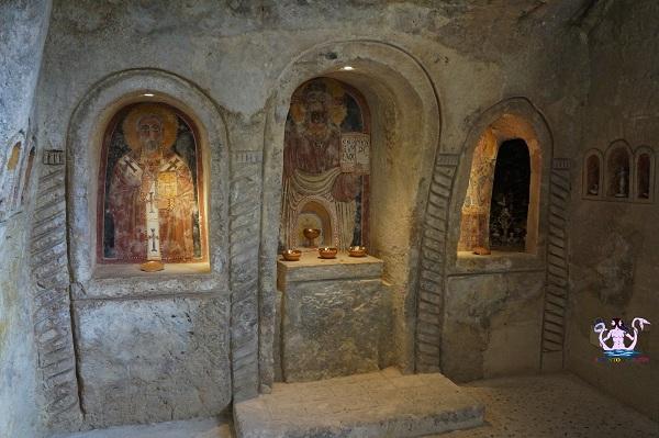 cripta nascosta di grottaglie 6