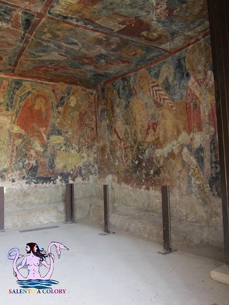 villaggio e cripta di san biagio a san vito 3
