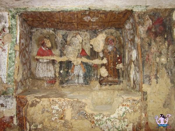 villaggio e cripta di san biagio a san vito 37