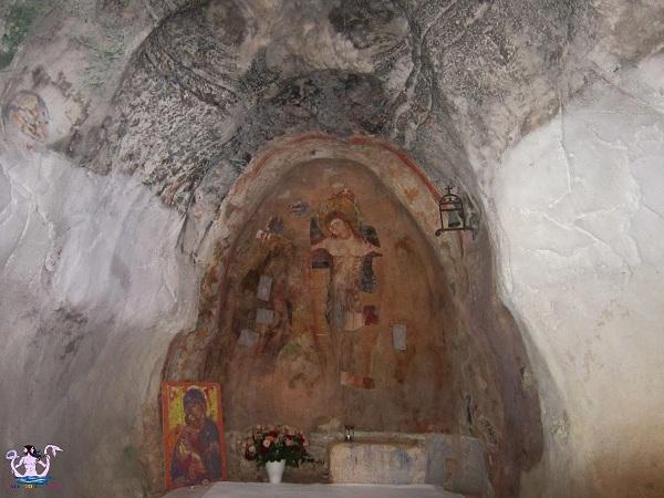 Cripta del Crocifisso a Ruffano 3