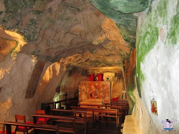Cripta del Crocifisso a Ruffano 8