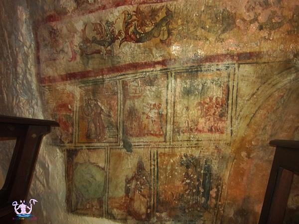 Cripta del Crocifisso a Ruffano 9