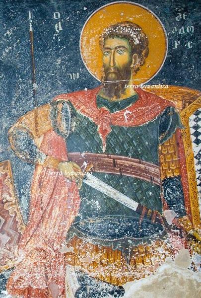 San Teodoro Tyron di amasea XII sec